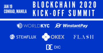 Blockchain 2020 Kick-Off Summit happening on January 19, 2020 at Conrad Manila