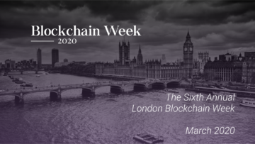 London Blockchain Week 2020
