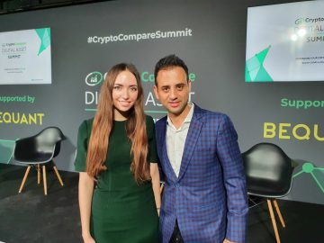 СNBC Crypto Trader: in times of financial crisis Bitcoin is much more correlated with markets