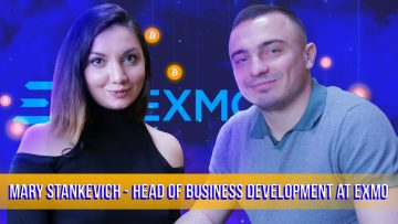Mary Stankevich: bitcoin halving, coronavirus, global crisis, and business prospects