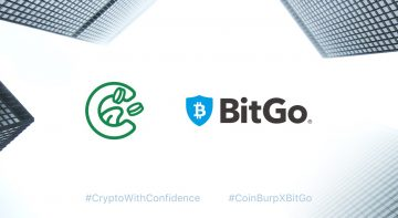 CoinBurp Launches New Custody Integration with BitGo