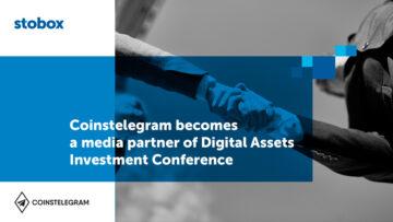 Coinstelegram becomes a media partner of Digital Assets Investment Conference