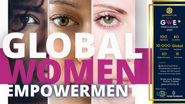 Unifinity: Powering The Global Women Empowerment Virtual Conference This 2021