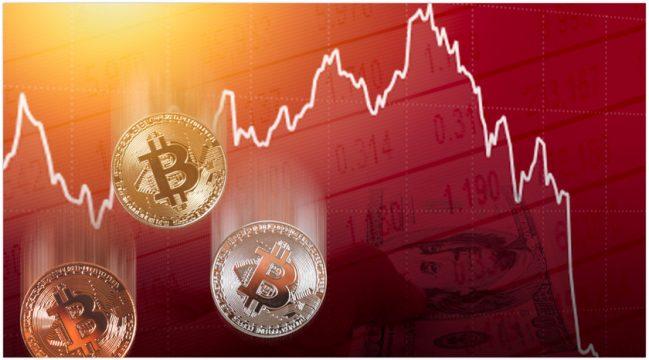 Коррекция на криптовалютном рынке началась