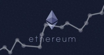 Ethereum price updated three-year high
