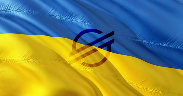 Information about cooperation between Stellar and the Ukrainian government provoked the growth of cryptocurrency by 33%