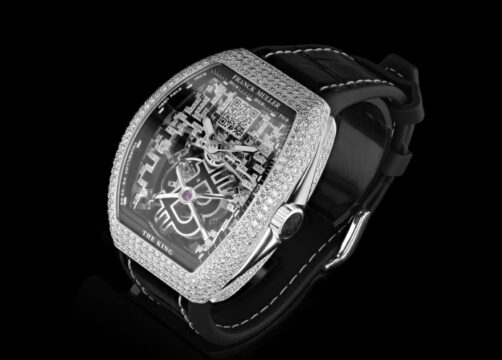 One To Watch: Franck Muller Launches Hyper-Exclusive King Tourbillon Limited Edition