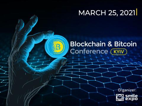 Blockchain & Bitcoin Conference Kyiv 2021: топовые спикеры, панельная дискуссия и розыгрыш билетов