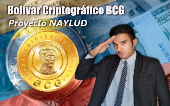 José Rafael Vivas lanza el Bolívar Criptográfico BCG | Proyecto NAYLUD