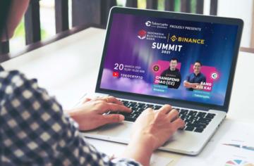 Exploring the Binance Smart Chain, CeFi and DeFi on the International Scale Event, Indonesia Blockchain Week x Binance Summit 2021