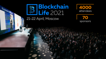 The Blockchain Life 2021 forum is just a few days away
