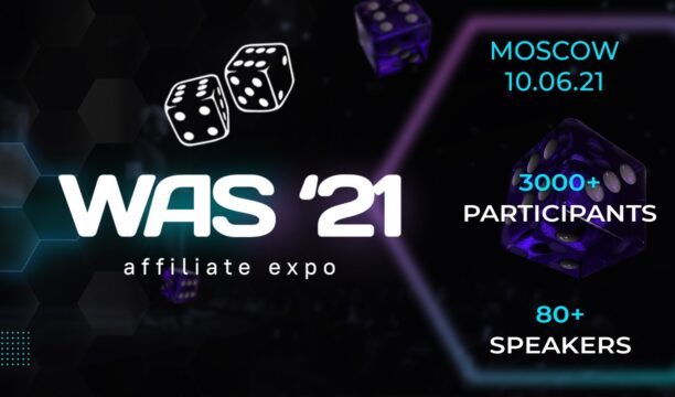 World Affiliate Show 2021. June 10. Moscow