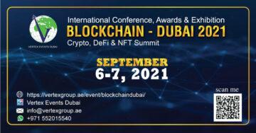 International Conference, Award & Exhibtion BLOCKCHAIN DUBAI 2021