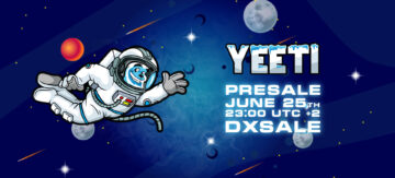 YEETI is going to develop a self-learning trading bot. Read how to enter the presale!