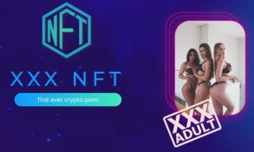 NFT безумие добралось до XXX-индустрии: как на этом заработать?