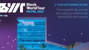 El Partido Popular presentará los puntos clave de su proyecto de ley Blockchain en el BWT Motril Edition 2021