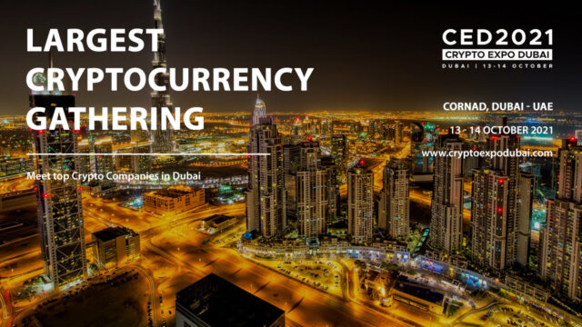 Crypto Expo 2021 in Dubai to Attracts Arab Investors and Crypto Traders