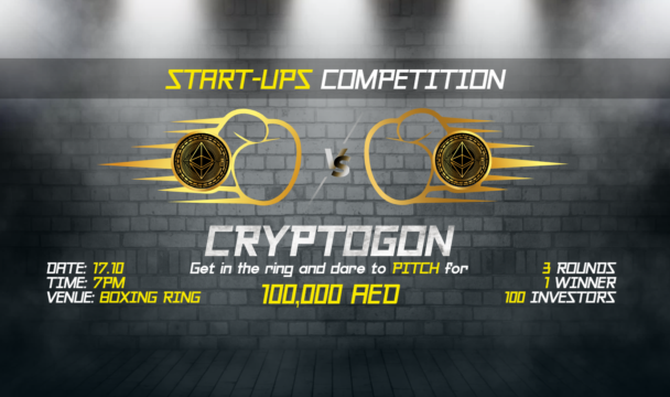 Cryptogon — is a first competition between startup projects, emerging and expanding companies in front of investors