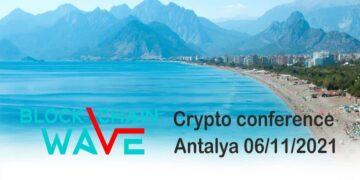 Осенняя конференция Blockchain Wave состоится 6 ноября